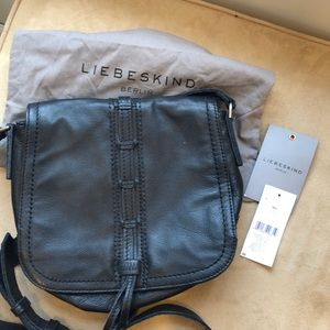 Liebeskind Berlin Huntsville Leather Crossbody